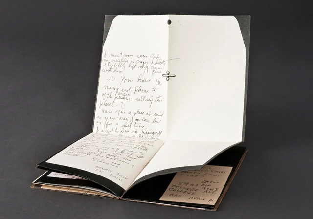 Noteworthy Artist Book by Kendra Greene of Greene Ink Press